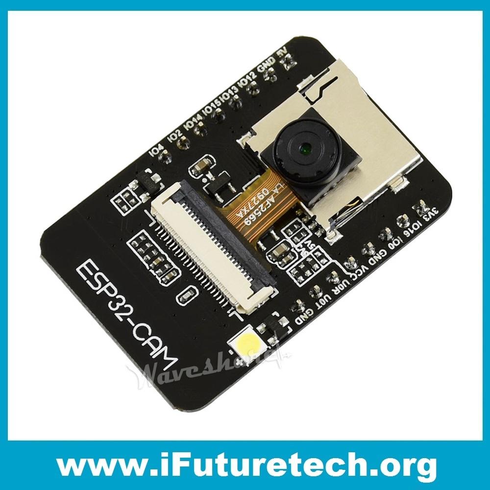ESP32-Cam Entwicklungsboard Wifi Bluetooth Modul ESP32 Serial Port OV2640 Kamera
