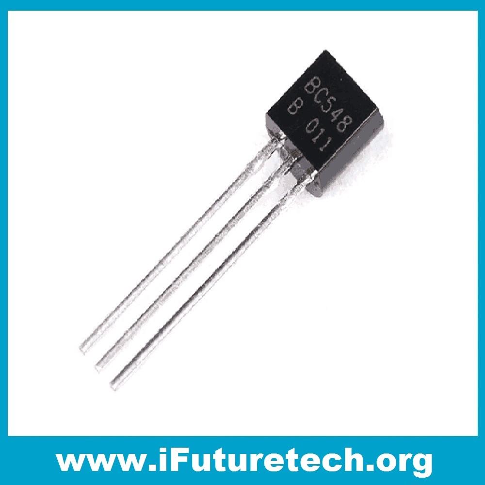 Transistors Npn Bc548b Npn